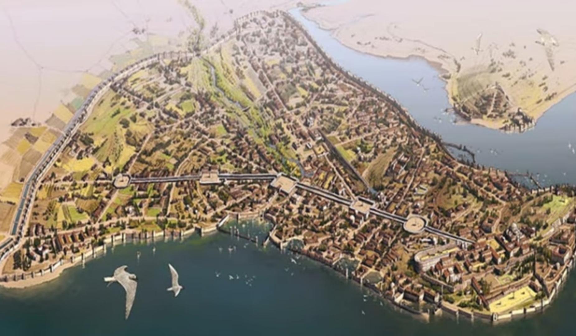 Büyük Konstantin ve Doğu Roma İmparatorluğu