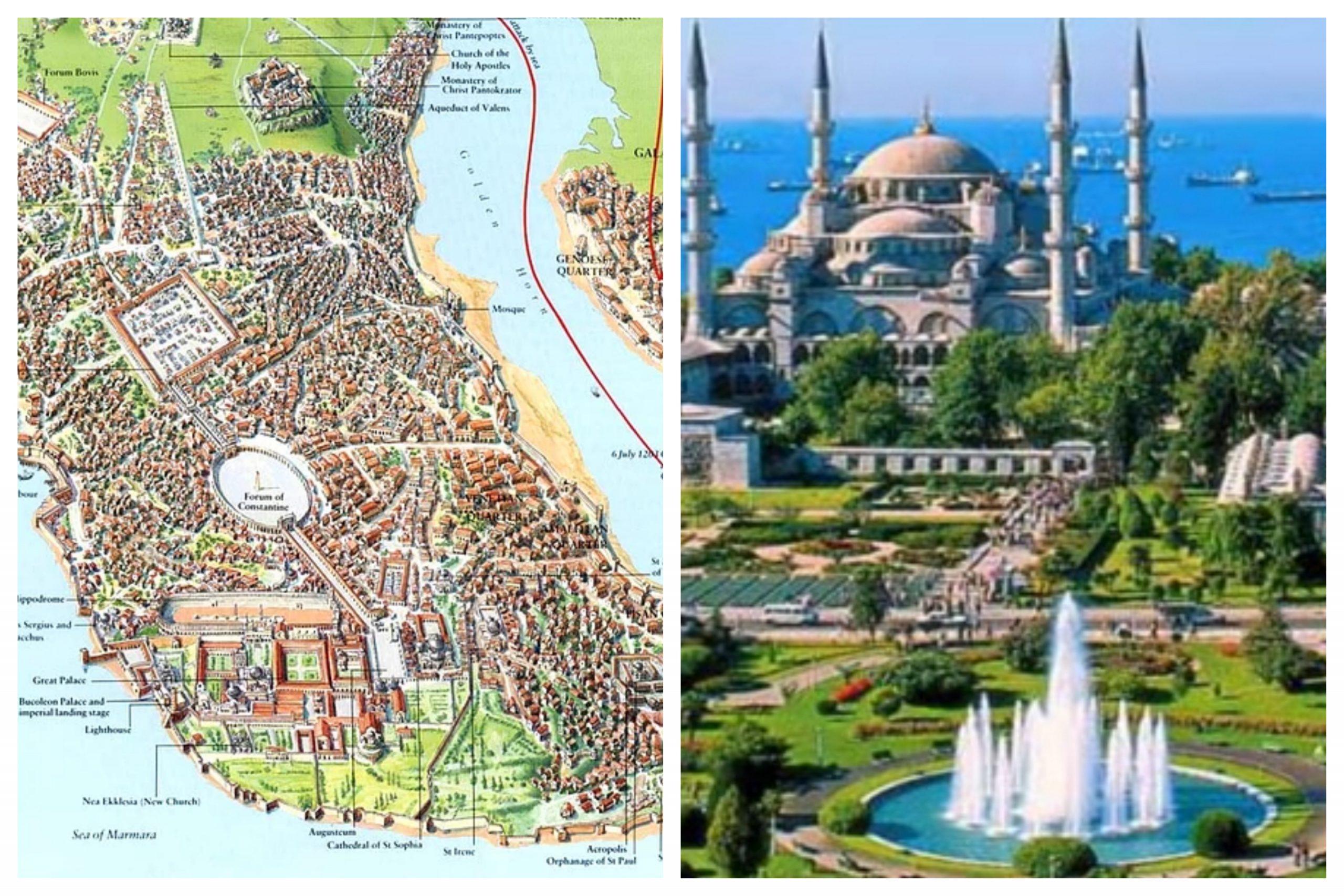 Konstantinopolis Forumları
