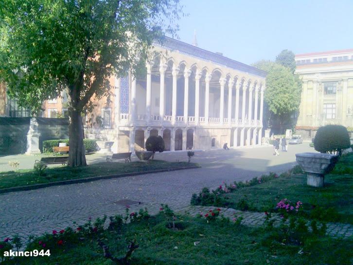 İstanbul Çinili Köşk Müzesi