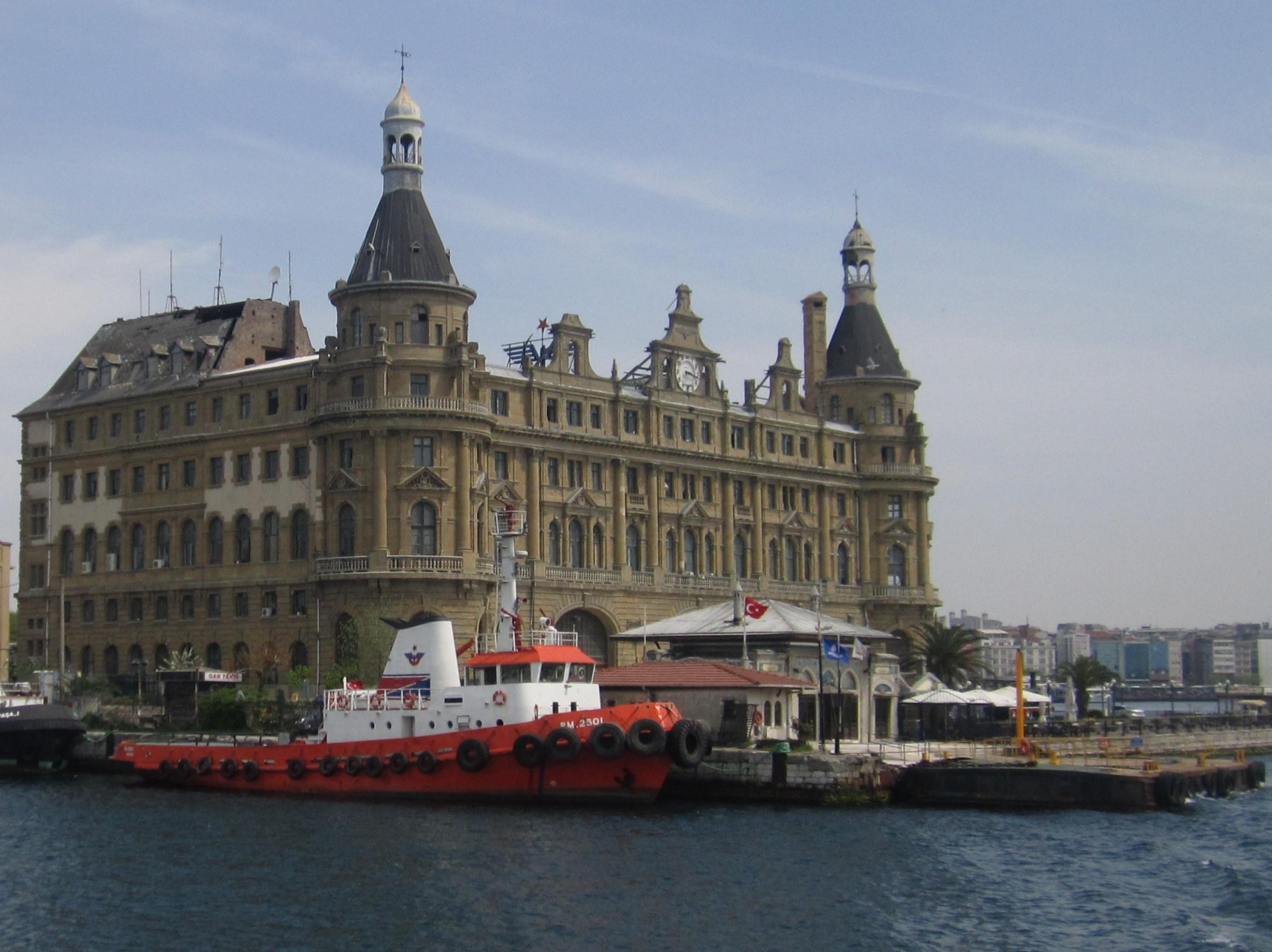 Haydarpaşa Garı İstanbul