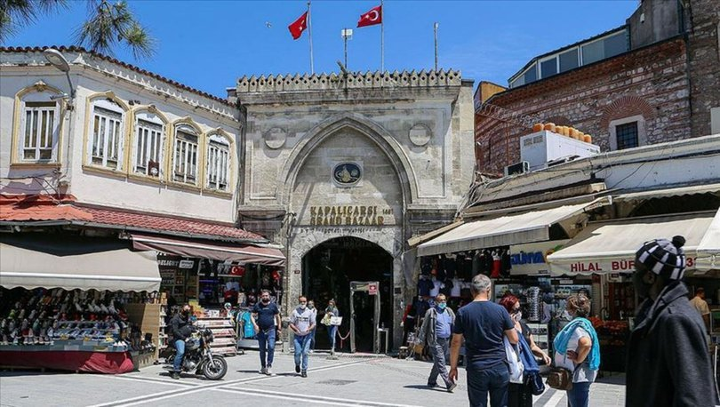 İstanbul Kapalı Çarşı-Grand Bazaar