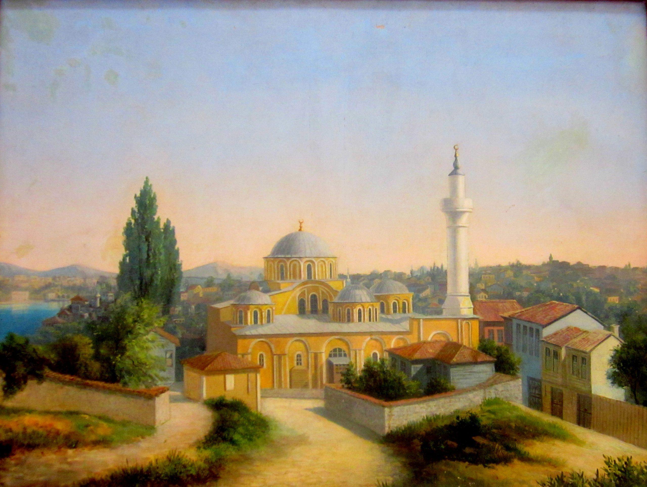 İstanbul Kariye Müzesi