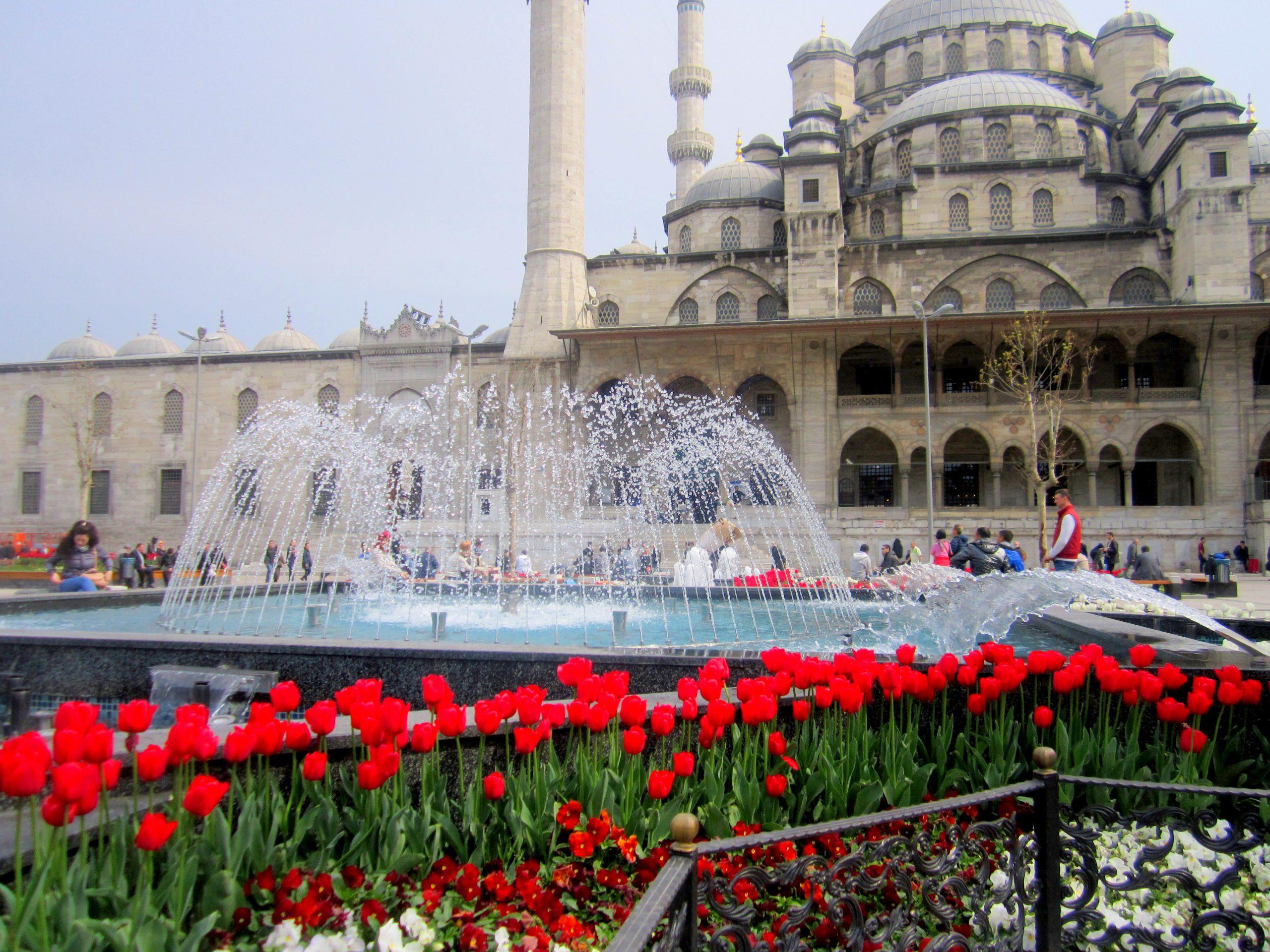 Valide Hatice Turhan Sultan Camii