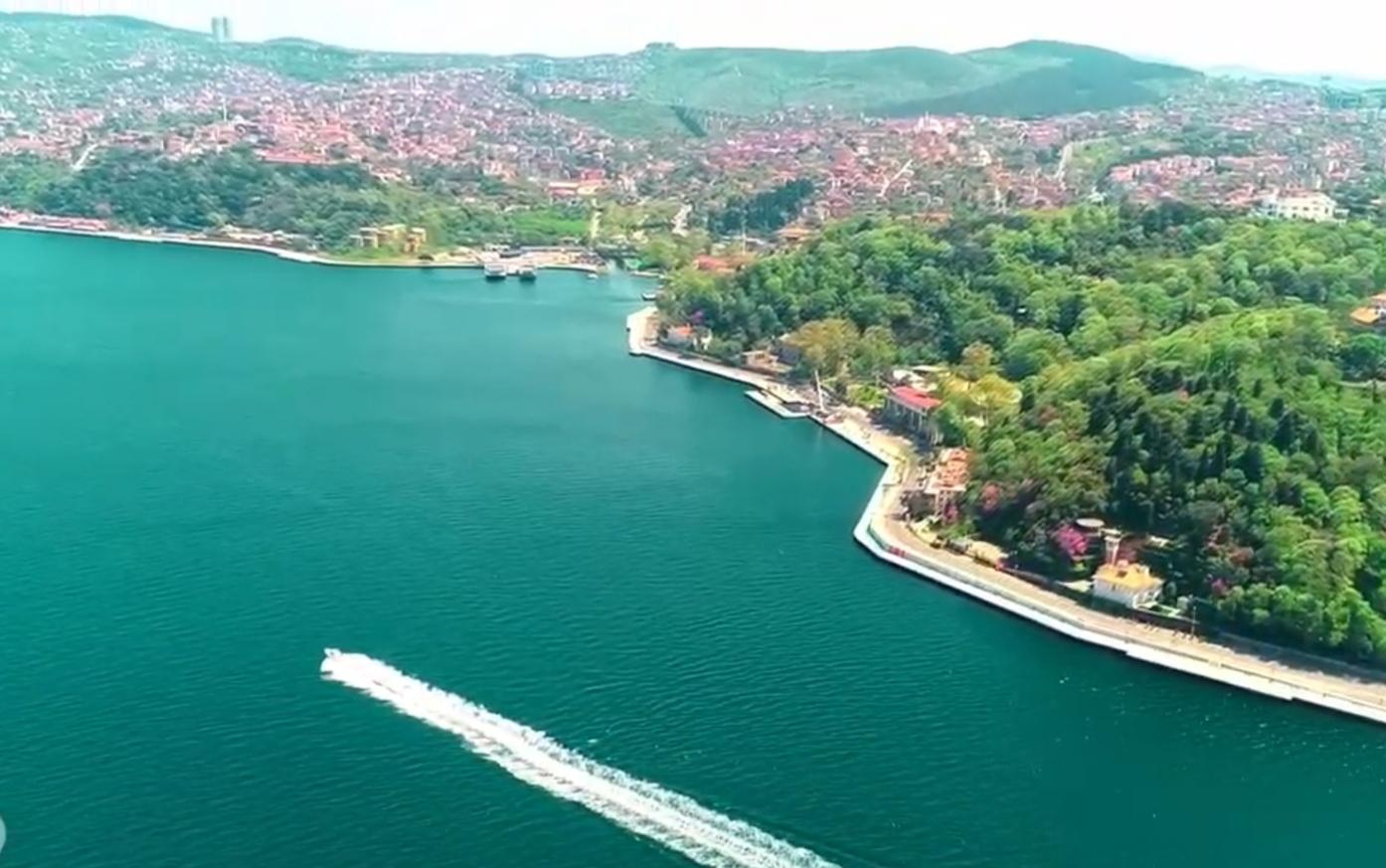 İstanbul Boğazı Turu 4