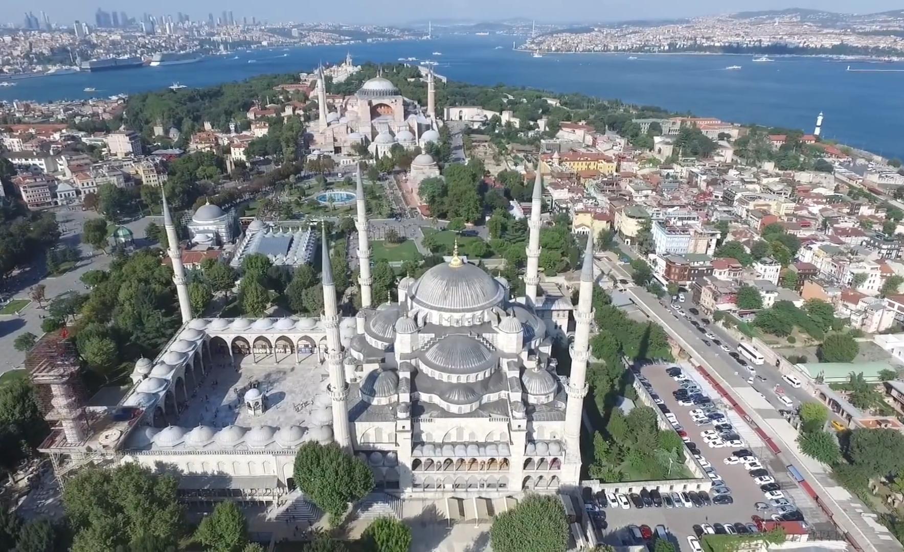 İstanbul Boğazı Turu 1