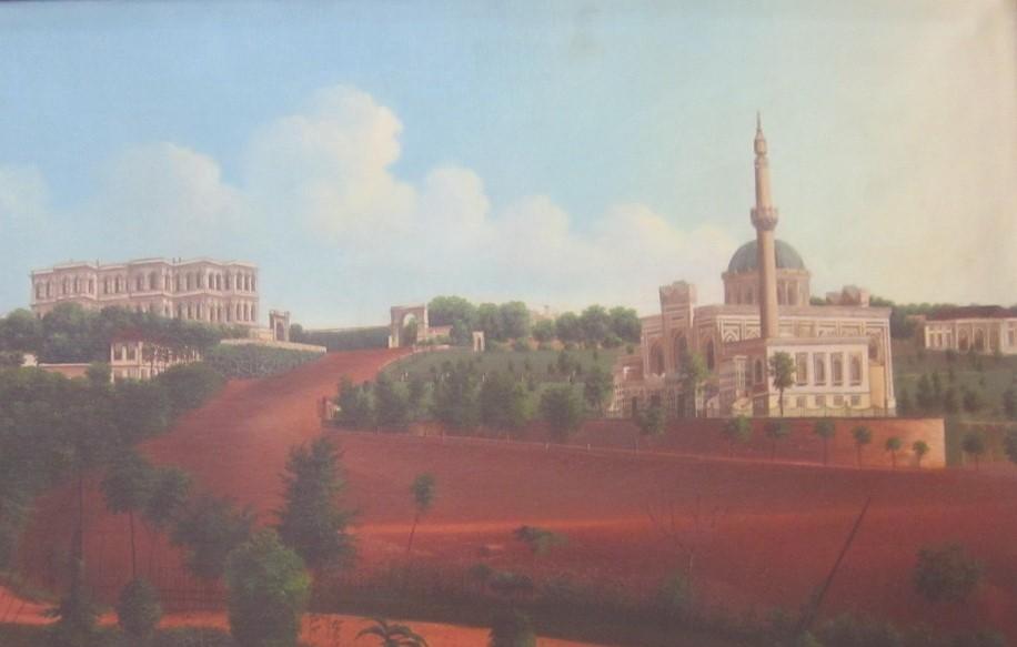 İstanbul Yıldız Hamidiye Camii