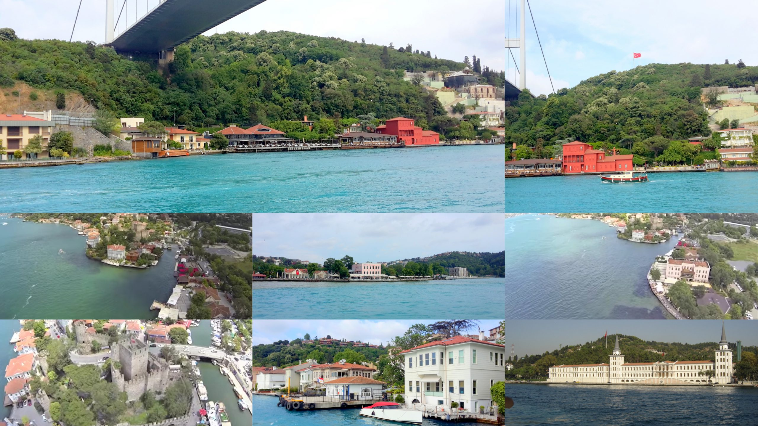 İstanbul Boğazı Turu 3