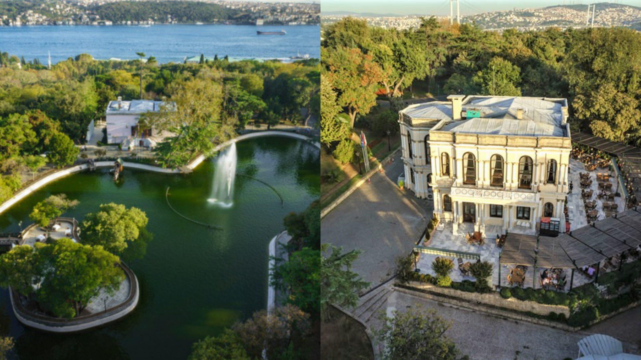 Son Osmanlı Sarayı Yıldız Yerleşkesi